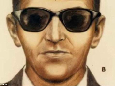 D.B. Cooper: King of the Heist.