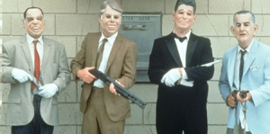 The Ex-Presidents, from Point Break