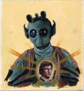 JM Greedo Loves Han