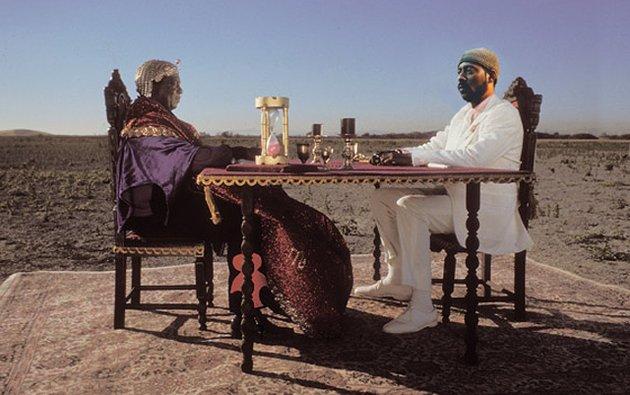 Madlib and Sun Ra