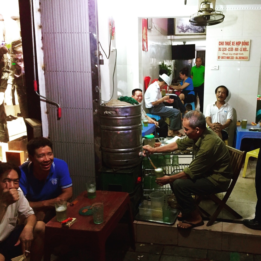 OGs at The Spot: Hanoi