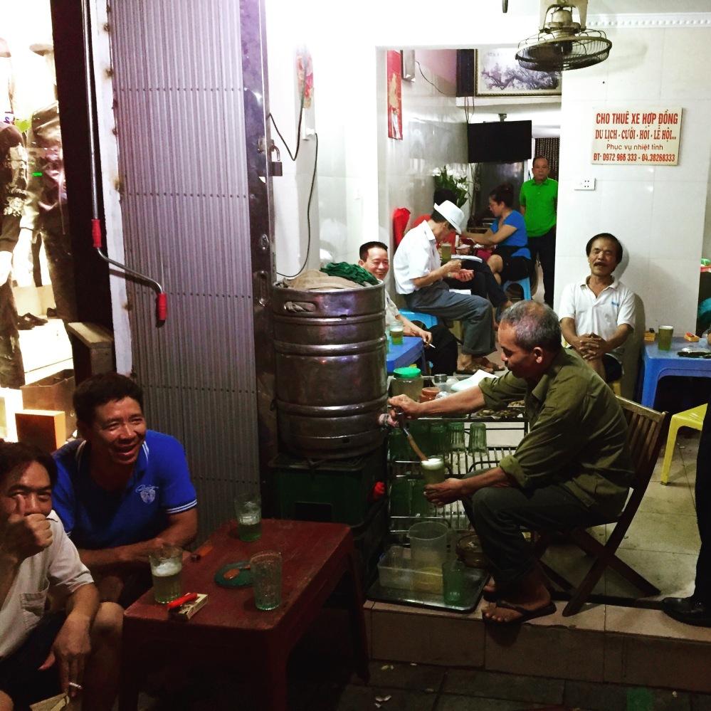 OGs at The Spot: Hanoi